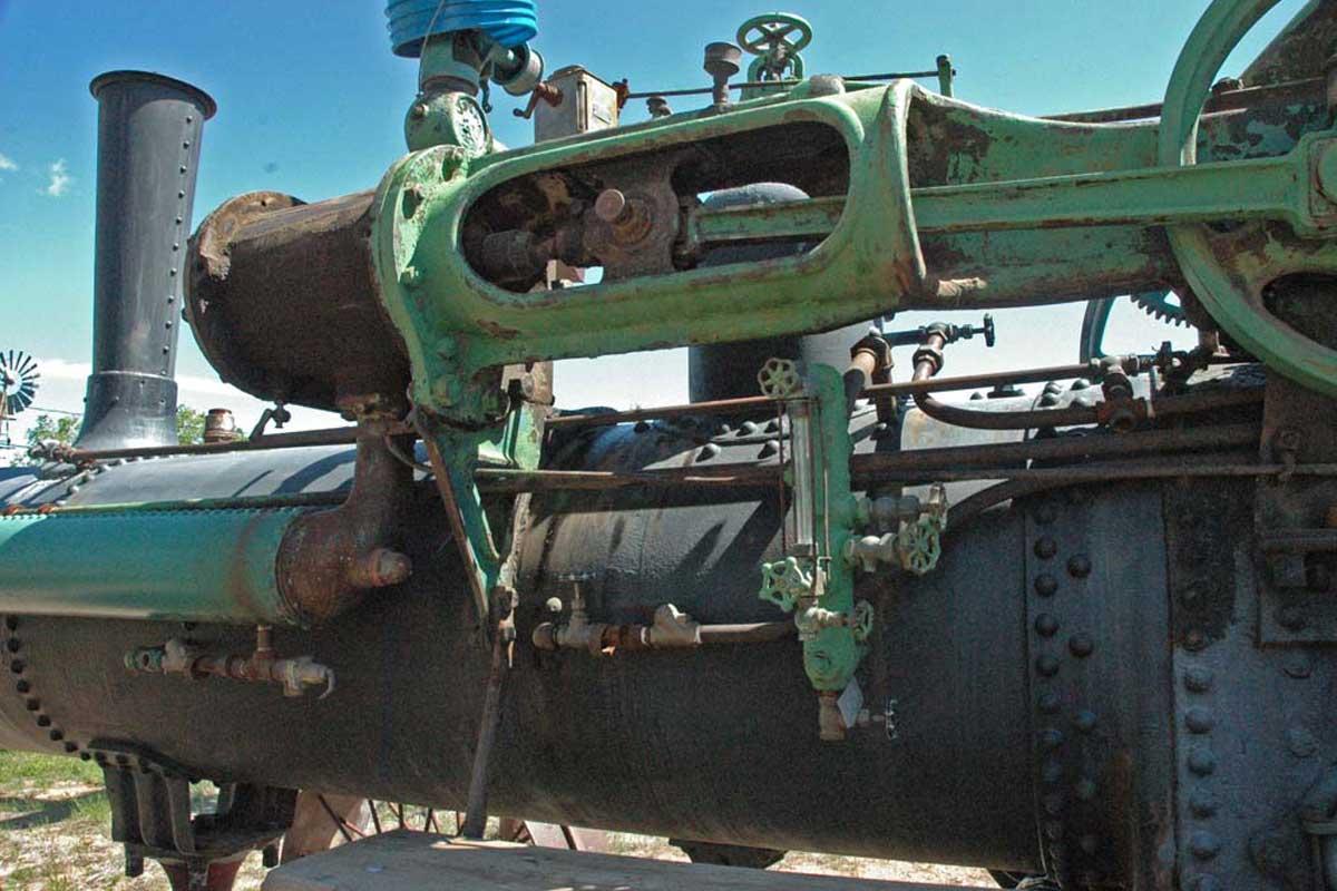 Case Tractor – Bob Grimm
